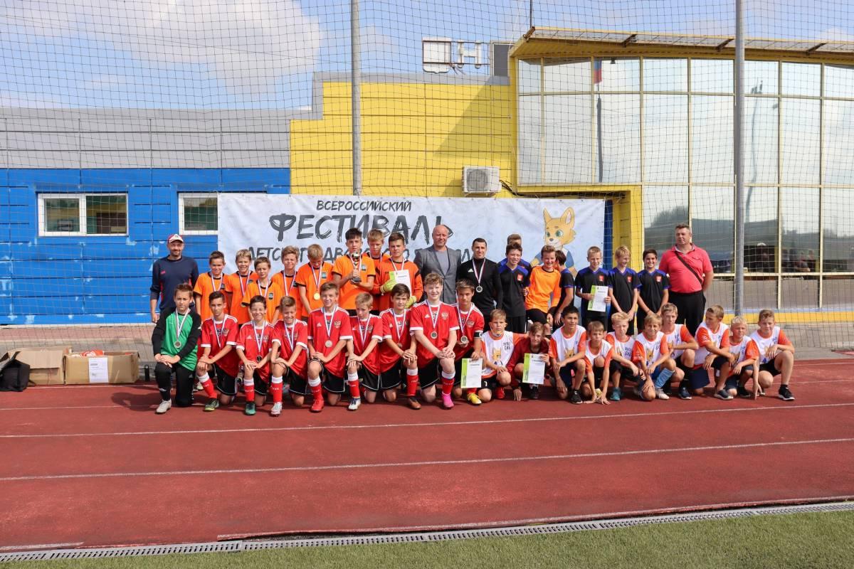 В рамках партпроекта  «Детский спорт» юные ярославцы примут участие в финале Всероссийского футбольного турнира