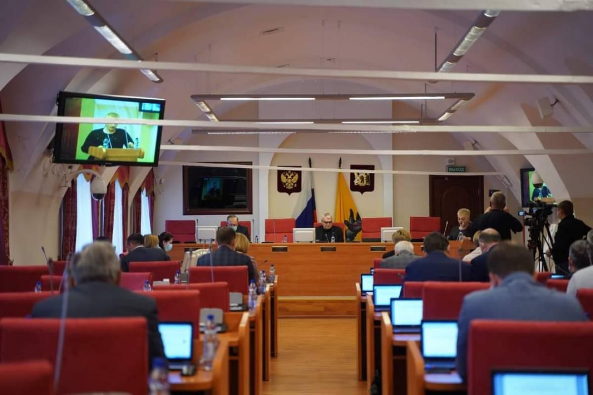 Сегодня на слушаниях в Ярославской областной Думе приняты рекомендации депутатов по бюджету