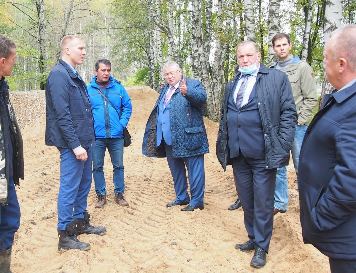 В Ярославле продолжается реализация проекта «Жилье и городская среда»
