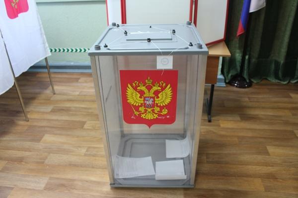 К 10 часам утра проголосовали более 13 тысяч жителей региона